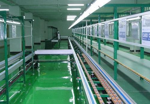 工厂流水线